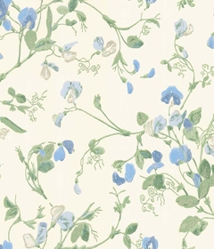 Шведские обоиОбои Sweet Pea 100/6031 - Cole & Son / Botanical Botanica