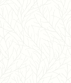 Шведские обоиОбои Branches 7177 - Eco Wallpaper / White & Light